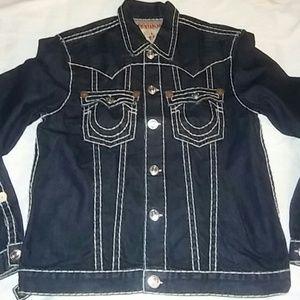 Men's True Religion Jimmy Super T jean jacket